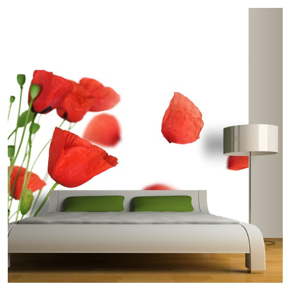 D corer la chambre d 39 adulte tendance perso for Papier peint chambre adulte contemporaine